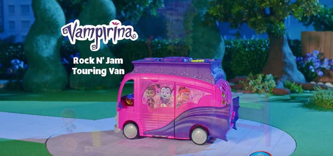 Vampirina Touring Van_2 Mark tv